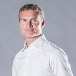 David Coulthard Website Pic